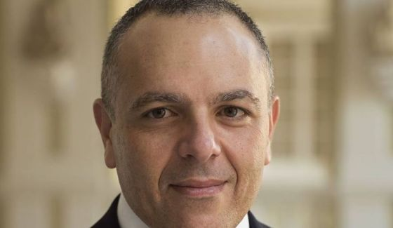 Keith Schembri - Malta Prime Minister Joseph Muscat's best friend and former chief of staff