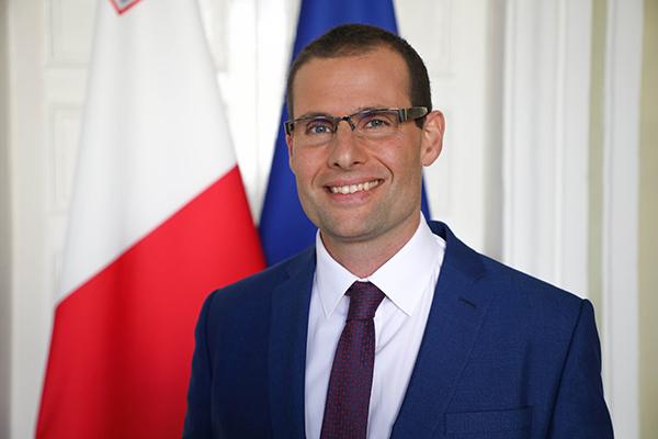 Prime Minister Dr. Robert Abela